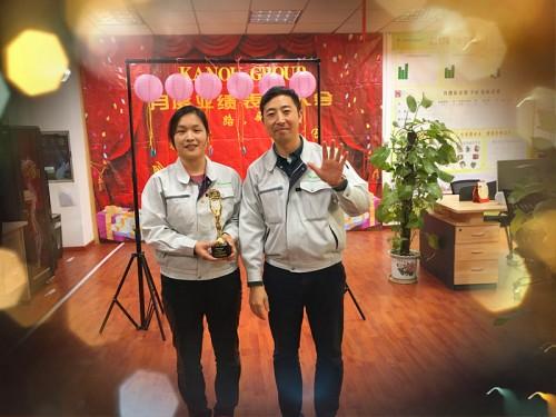 张丽萍入职五周年纪念_副本