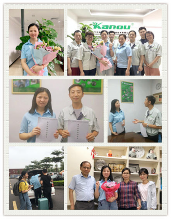 集团与康朝霞小姐正式签订赴日研修协议